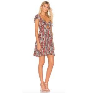 Free People | NEW! Miss Right Floral Mini Dress